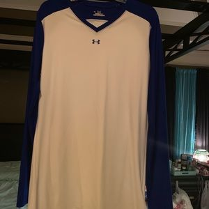 NWT Under Armour Dri Fit Tee